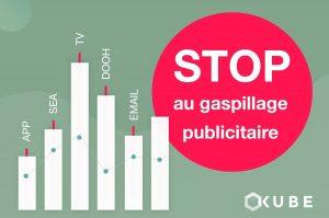 stop a gaspillage publicitaire